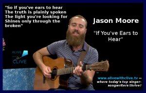 Jason Moore, If You've Ears to Hear