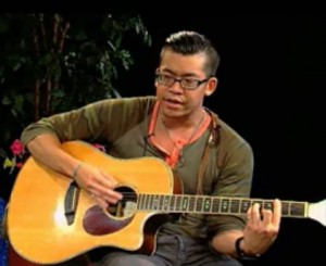 Singer-songwriter, Jeff Ting from Mayday Radio