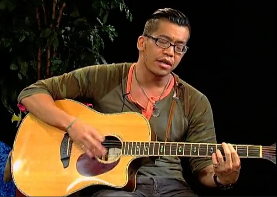 Singer-songwriter, Jeff Ting, from Mayday Radio