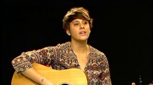 Singer-songwriter, Jessy Tomsko