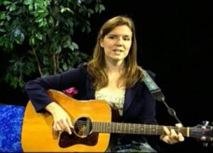Singer-songwriter, Jo Kroger