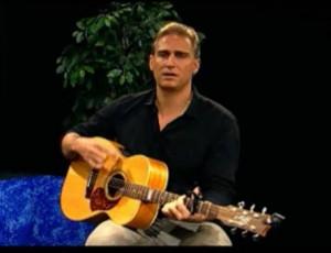 Singer-songwriter, Jon Christopher