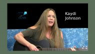 Kaydi Johnson, 1st Show on Alive with Clive