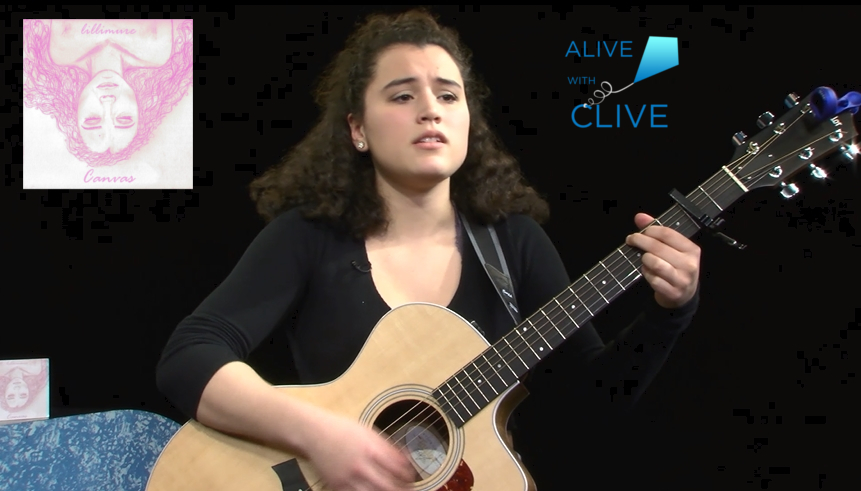 Lillimure on Alive with Clive, 2nd of 2 Shows