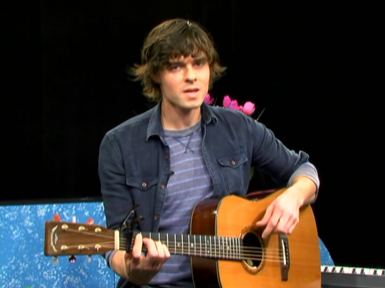 Singer-songwriter, Matt Nakoa, on Alive with Clive -- 1st of 2 Shows