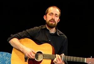 Singer-songwriter, Matt Wheeler