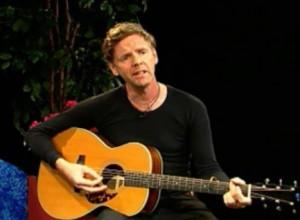 Singer-songwriter, Michael Brunnock