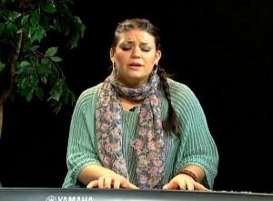 Singer-songwriter, Michelle DeAngelis