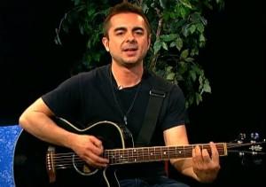 Singer-songwriter, Mike Delledera, from Mike Delledera Band
