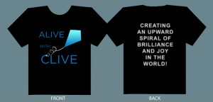 The New Alive with Clive T-Shirt