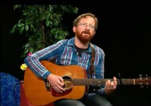 Singer-songwriter, Niall Connolly