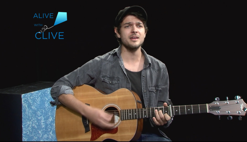 Noah Evan Wilson on Alive with Clive, 2nd of 2 Shows
