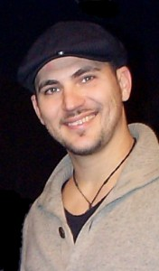 Singer-songwriter, Patryk Larney