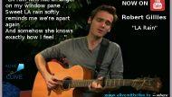 "Robert Gillies | ""LA Rain"""