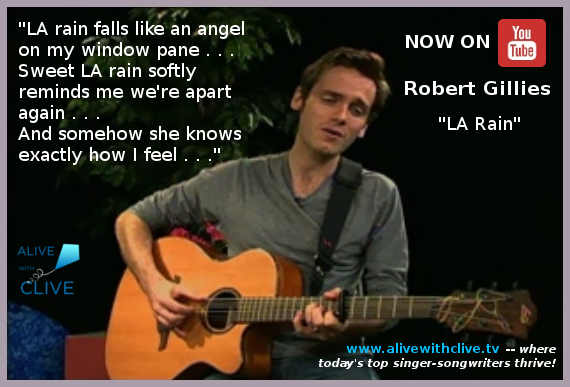 "Robert Gillies | ""LA Rain"""