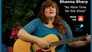 """""""No More Time for the Show"""" by Shanna Sharp"""