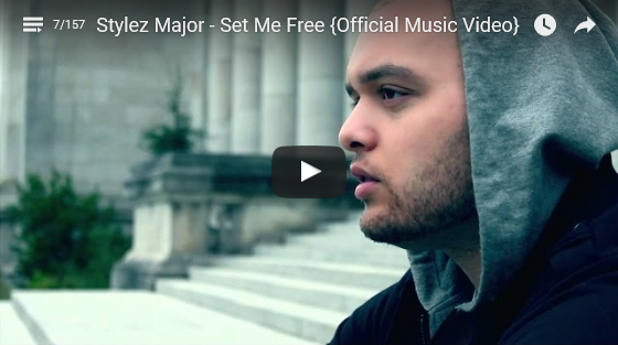 Stylez Major - Set Me Free - Vid Pic
