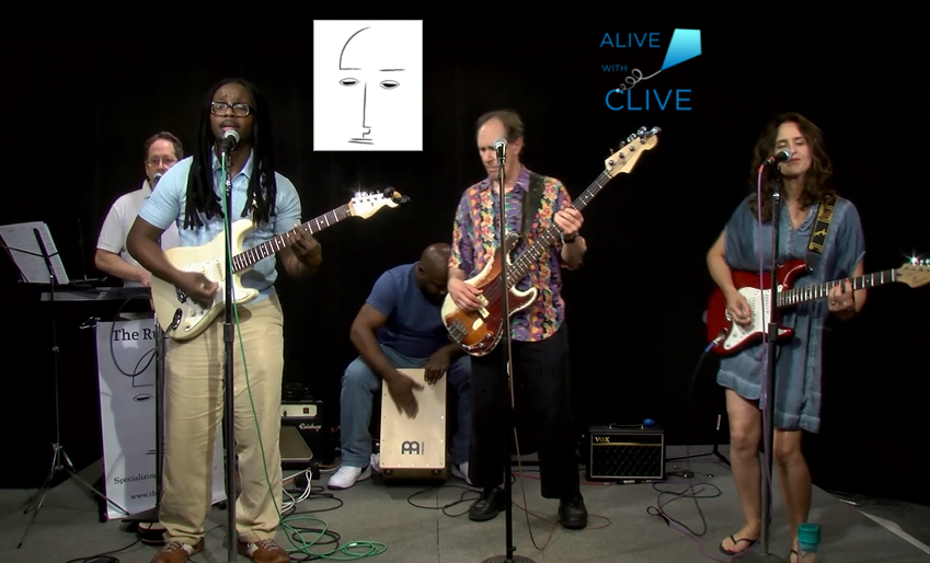 The Ruckerts on Alive with Clive, 2nd of 2 Shows