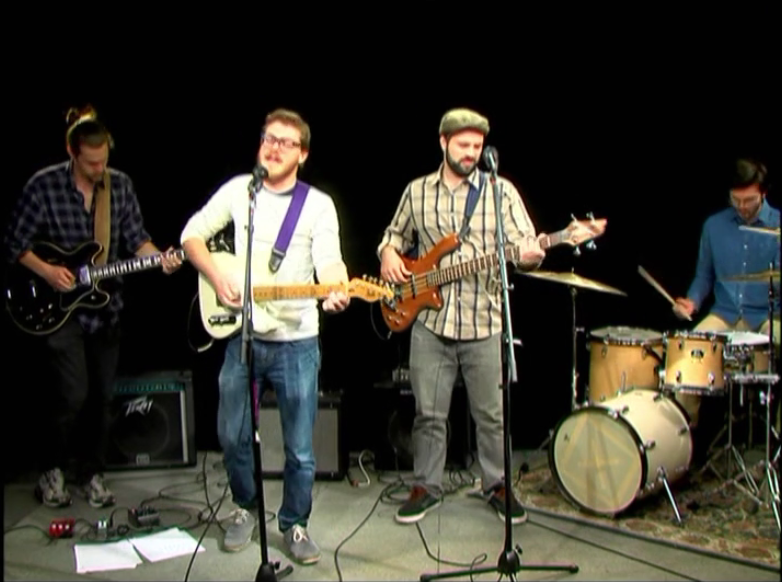 Tim Haufe Band on Alive with Clive, 2nd of 2 Shows
