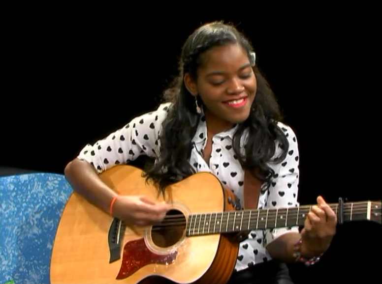 Yaniza Doré on Alive with Clive, 1st of 2 Shows